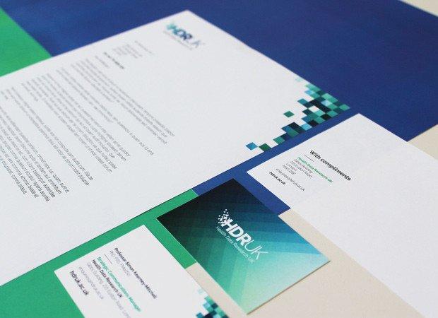 portfolio  health data research  hdr uk  branding  firefly